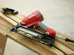 Pneumatic Finish Nailers