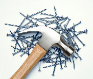 Bulk Nails - Sinker Nails and Roofing Nails